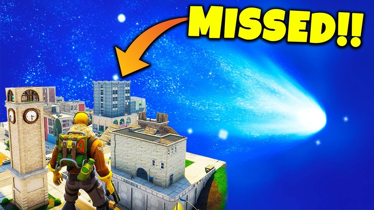 Tilted Towers Will NOT Be DESTROYED In FORTNITE YouTube