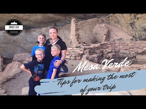 Top Tips For Planning Your Trip To Mesa Verde National Park | Things To Know Before You Go