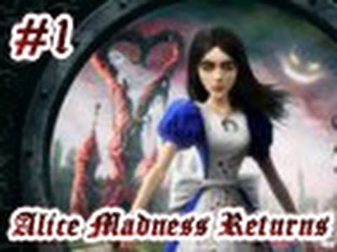 Alice Madness Returns #1