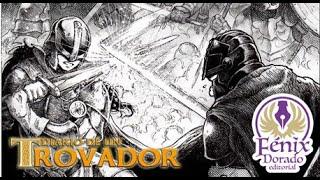 """""""Diario de un Trovador"""" demo audiocómic"""