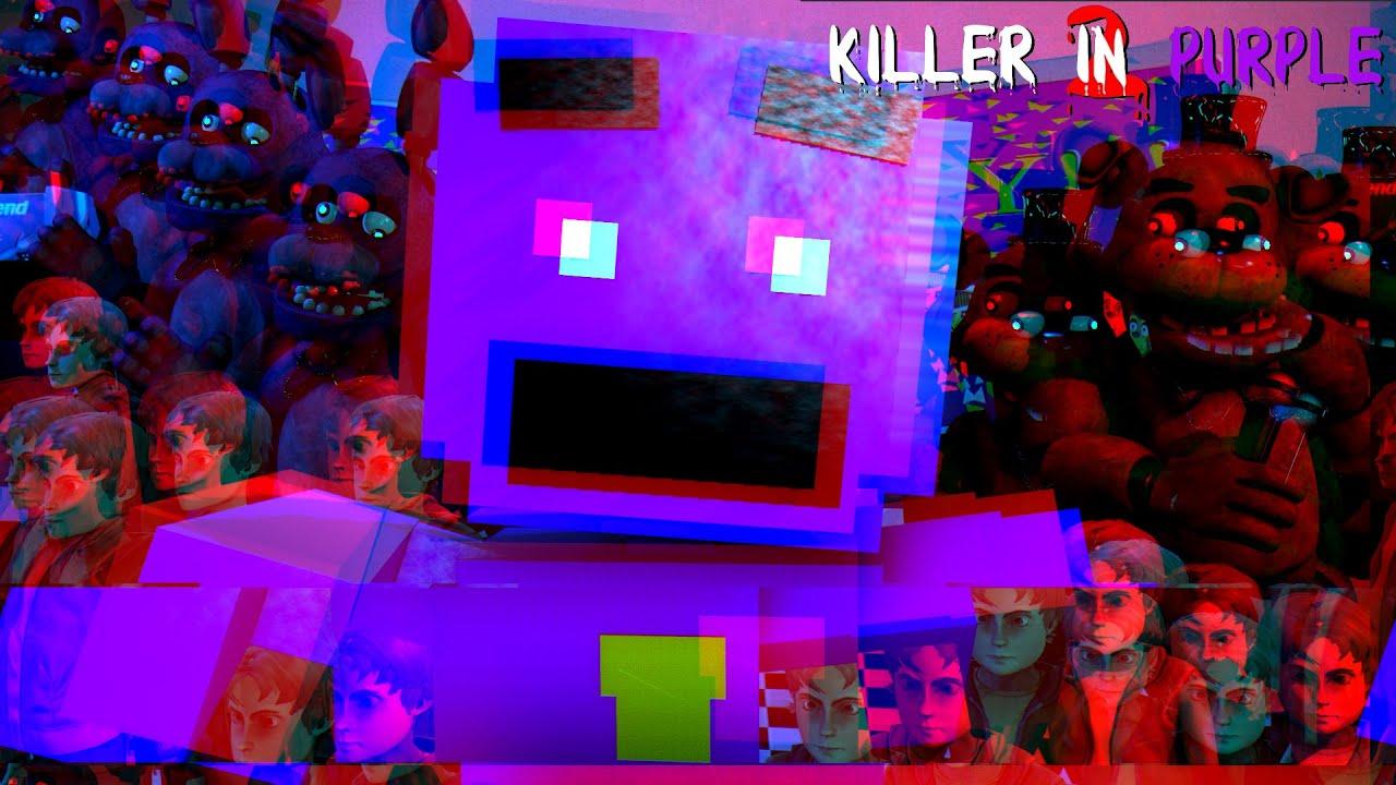 FNAF: Killer in Purple 2   I BROKE The Entire Game! [Part 6]