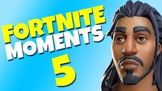 NEW  TRICK TO DESTROY BUILDINGS | Fortnite Funny WTF Fails and Daily Best Moments #5
