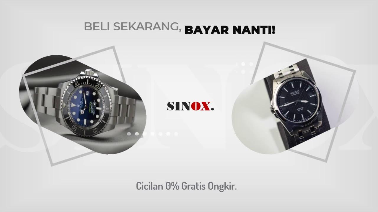 Contoh Video Promosi Toko Jam Tangan 082171162626 - YouTube