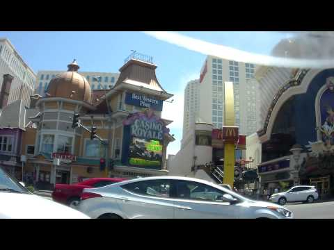 Las Vegas The Strip street view
