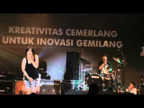 Nymphea - I Quit Live at Bali Creative Festival
