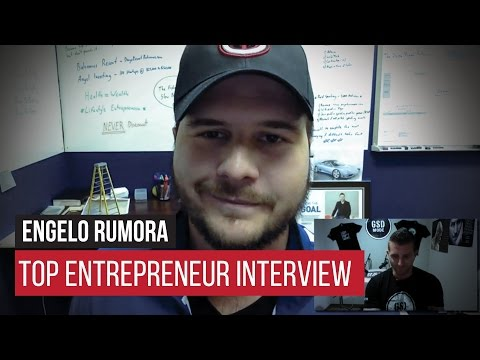 Learn How To Make MASSIVE Cash Flow In Real Estate!  GSD Interview with Engelo Rumora