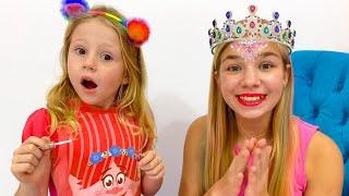 Nastya vẽ mặt cho cuộc thi sắc đẹp, Phim hài hước cho trẻ em