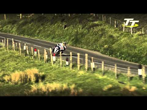 TT 2012 - Guy Martin from the Air