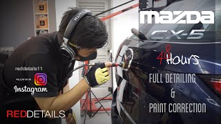 Mazda CX5 Detailing