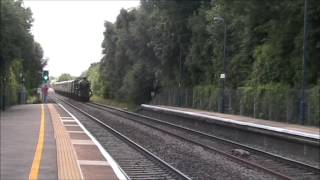 5043 'Earl of Mount Edgcumbe' on The Shakespeare Express (18/08/13) Thumbnail