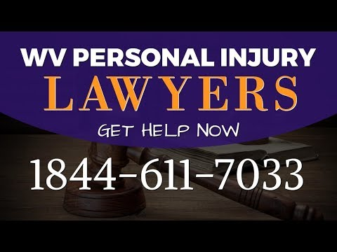 Personal Injury Attorney Parkersburg WV 1844-611-7033