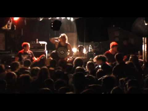 Architects LIVE Numbers Count For Nothing - Paris, France 2008-11-17