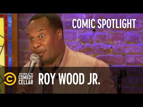 A Baseball Team's Secret Weapon - Roy Wood Jr. - This Week at the Comedy Cellar