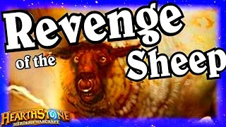 Revenge of the Sheep ~ Hearthstone Heroes of Warcraft Blackrock Mountain ~ Priest Decklist
