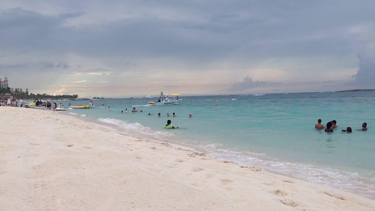 Nau Bahamas Paradise Beach You Beaches Cabbage