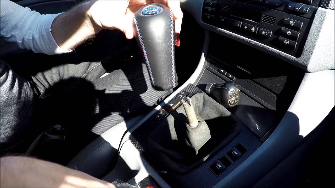 Bmw Shift Knob Replacement Upgrade 3 Series E46 330i Zhp
