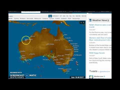 Weather/ Radar Australia