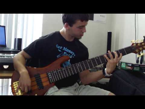 Eon Blue Apocalypse on Bass
