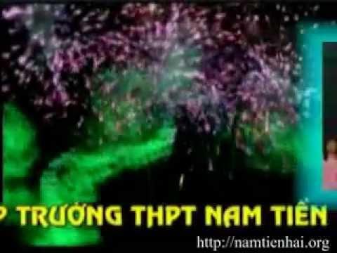 40 năm thành lập trường THPT Nam Tiền Hải.flv
