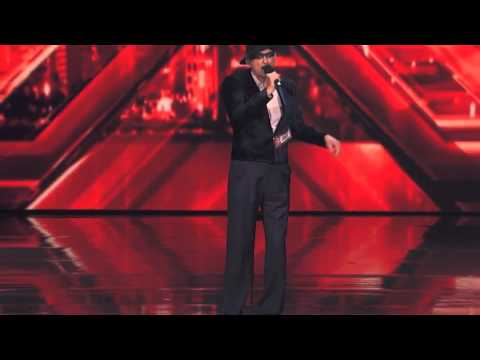 MARLON GOBEL - Featured on Mr. Hamish Bowles for X-FACTOR