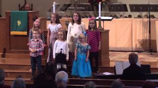 Jesus In the Morning - FPC Children