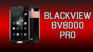 обзор Blackview BV8000 Pro - премиальный защищённый смартфон! Топовый гаджет в 2017