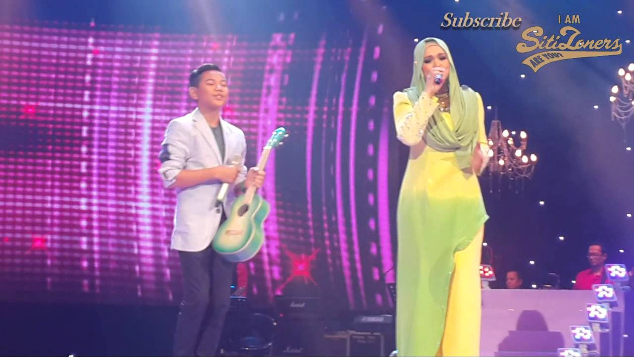 Download Dato' Siti Nurhaliza & Tegar - Aku Yang Dulu Bukan Yang Sekarang (Lebih Indah Raya 2015) 1080pᴴᴰ