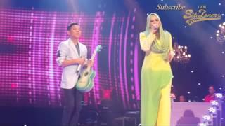 Dato' Siti Nurhaliza & Tegar - Aku Yang Dulu Bukan Yang Sekarang (Lebih Indah Raya 2015) 1080pᴴᴰ