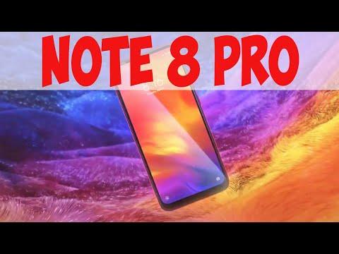 Смартфон Redmi Note 8 PRO. Обзор ТОП новинки! 🔥🔥🔥