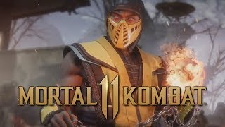 MK11: EPIC Scorpion Brutality - Ketchup vs Mustard Exhibition Matches