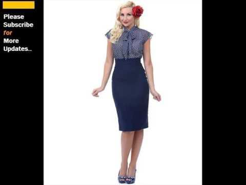 womens-skirts-&-skorts-of-navy-blue-skirts-romance