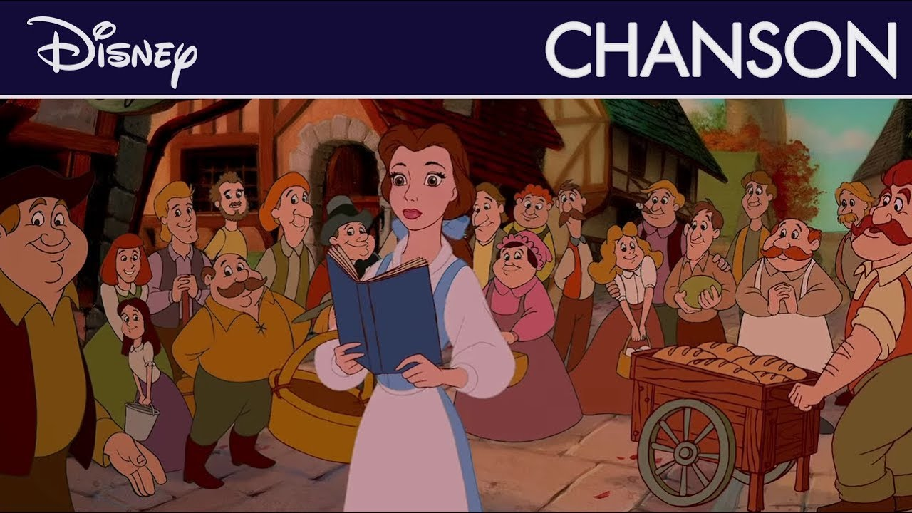 Beauty And The Beast Belle French Version
