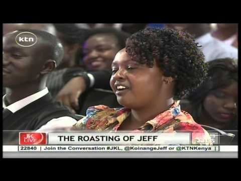 Jeff Koinange Live: The Roasting of Jeff (Comedy) part 1