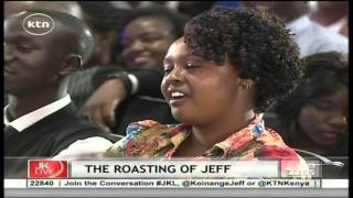 Jeff Koinange Live: The Roasting of Jeff (Comedy) part 1