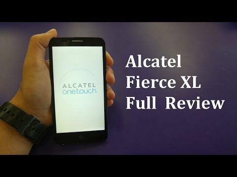 Alcatel OneTouch Fierce XL Video clips - PhoneArena