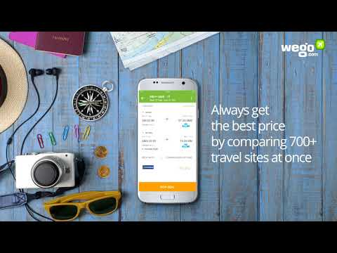 Wego – Search All Travel Deals In One Go