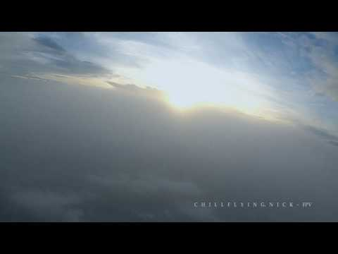 We Love Clouds. Sail - FPV Rc Plane.