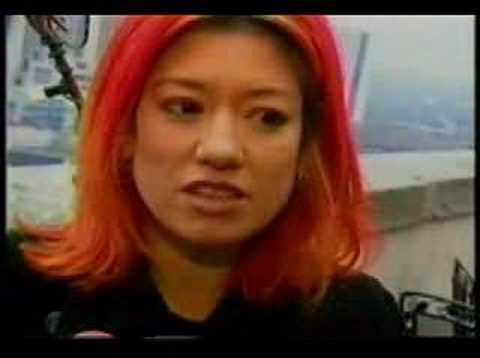 Lush's Miki 1996 interview