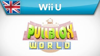 Pullblox World - Launch Trailer (Wii U)