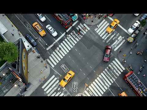 Smart Intersections Could End City Traffic Jams