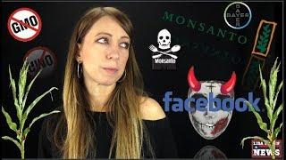 Facebook Mass Purge Of Holistic Pages Begins As Doctors Die & Monsanto Merges...