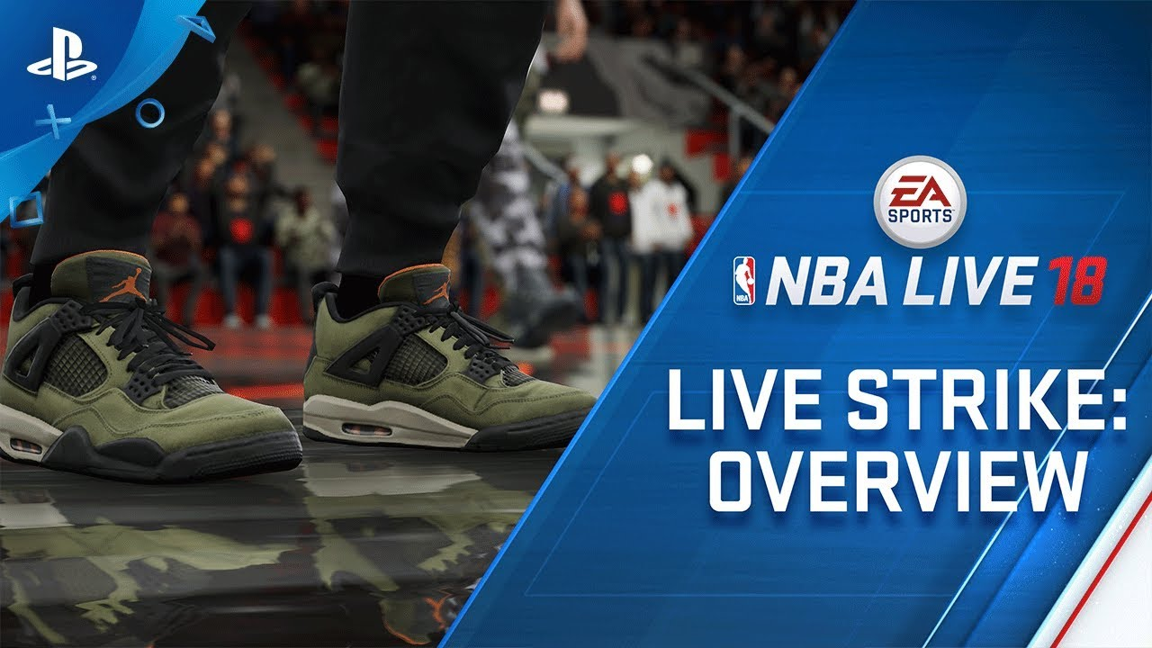 32fee4c7572e NBA Live 18 - LIVESTRIKE