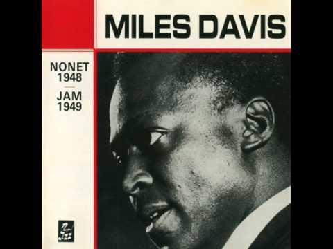 Miles Davis Octet on WPIX Radio Studio 1949
