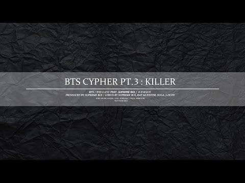 TH-KARAOKE | BTS - BTS Cypher PT.3 : KILLER (feat. Supreme Boi)