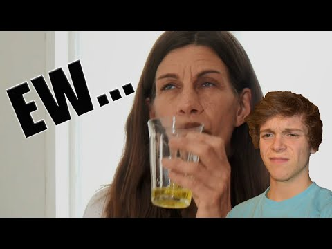 Should You Drink Your Own Urine? | FUNNY - YouTube