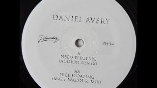Daniel Avery - Free Floating (Matt Walsh Remix) [PH34]