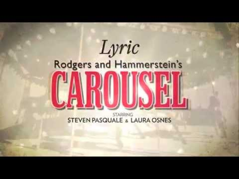 Rodgers and Hammerstein's CAROUSEL at Lyric Opera of Chicago. Opens April 10