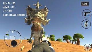 ►  Monster Killing City Shooting II (HGamesArt) #5   New FPS Shooting Games   New Gun Unlocked