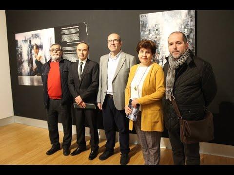 VÍDEO: Inauguración de la exposición 'Proceso Evolutivo' de José Domínguez.