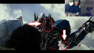 Transformers The Last Knight - Trailer Analysis | Reaction